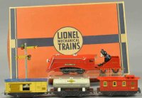 Lionel Railway-Trains Boxed Mickey Mouse Disney freight...