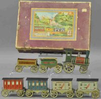Issmayer Floor Train Zug