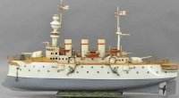Bing Tin-Ships Battleship #13082/3 later 150/3 Furst...