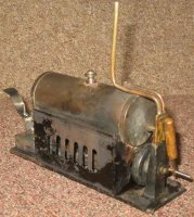 Bing Steam Toys-Horizontal Steam Engines Marine engine...