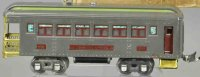Lionel Railway-Passenger Cars Obsevation car #606.8 with...