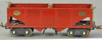 Ives Railway-Freight Wagons Hopper car #1776 with eight...