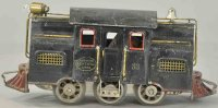 Lionel Railway-Locomotives Electric locomotive 0-C-0...