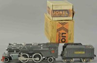 Lionel Railway-Locomotives Steam engine #385E.3 and...