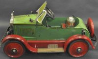 Gendron Wheel Company Tin-pedal cars Buick as pedal car,...