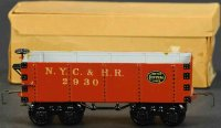 Maerklin Railway-Freight Wagons American high-sided car...
