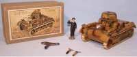 GAMA Military-Vehicles Tank in original box, with...