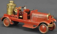 Turner Toys Tin-Fire-Truck Large chemical fire truck,...