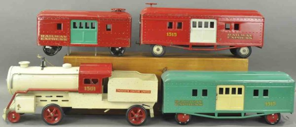 Cor-cor toy company Floor Train Train set
