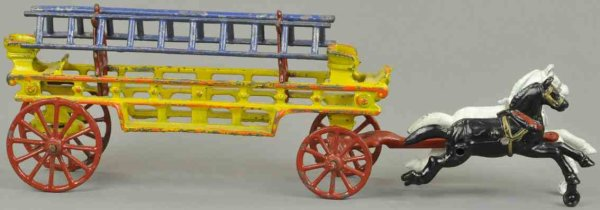 Hubley Carriages Ladder 2 horses 15