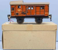 Maerklin Railway-Freight Wagons Box car # 1790/0 with...