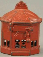 Judd H.L. Cast-Iron-Mechanical Banks Snap it mechanical...
