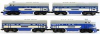 Lionel Railway-Locomotives Lionel Wabah F-3 #2367 hat an...