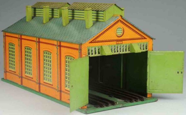Hornby Freight Station-Accessories Freight shed