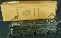 Lionel Railway-Locomotives 2360 Pennsylvania tuscan 5...
