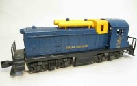 Lionel Railway-Locomotives Alaska railroad NW-2 switcher...