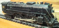 Lionel Railway-Locomotives Birkshire steam locomotive...