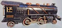 Lionel Railway-Locomotives Locomotive #621, type 2-4-2,...