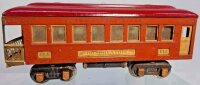 Lionel Railway-Passenger Cars Observation car No. 612.19...