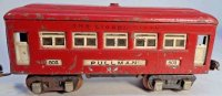 Lionel Railway-Passenger Cars Red Comet pullman car...