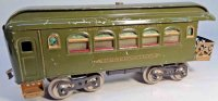 Lionel Railway-Passenger Cars Observation car No. 36.8...