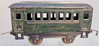 Lionel Railway-Passenger Cars Pullman car #600.1 with...
