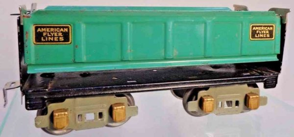 American Flyer Freight Wagons 3019