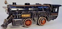 American Flyer Railway-Locomotives Electric powered steam...