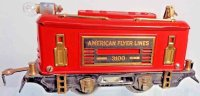 American Flyer Railway-Locomotives Boxcab electric...