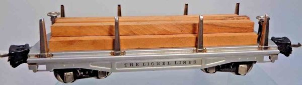 Lionel Freight Wagons 2811 (type I)