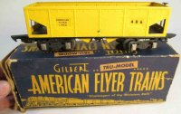 American Flyer Railway-Freight Wagons Hopper car #486...