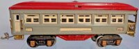 Lionel Railway-Passenger Cars Observation car #601.5 with...