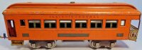 Lionel Railway-Passenger Cars Observation car #712.6 with...