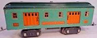 Lionel Railway-Passenger Cars Baggage car #332.4 with...