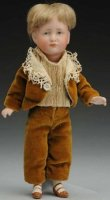 Kaemmer & Reinhardt Dolls Bisque socket head doll #114,...
