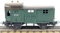 Maerklin Railway-Freight Wagons Baggage car #310.3 with...