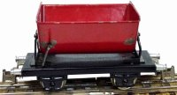 Maerklin Railway-Freight Wagons Tipping lorry, coal wagon...