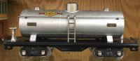 Lionel Railway-Freight Wagons Tank car #515.8 with eight...