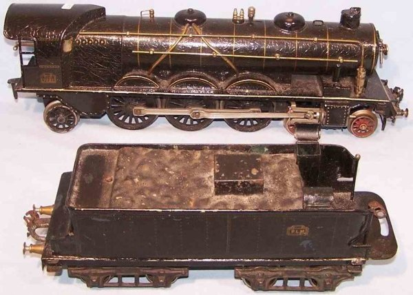 Maerklin Locomotives H 1021 (1912) schwarz