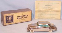 Praemeta Tin-Cars Mercedes 300 Bilarna from injection...