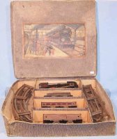 Distler Railway-Trains Train set in original box, made of...