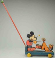 Fisher-Price Wood-Figures Mickey Mouse band #530 is the...