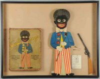 Chad Valley Co Ltd. Tin-Toys Golliwog Golli-pop target...