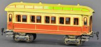 Maerklin Railway-Passenger Cars Passenger car #2964/1...