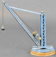 Maerklin Railway-Cranes Turntable crane # 2580 made of...