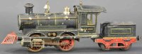 Maerklin Railway-Locomotives American outline electric...