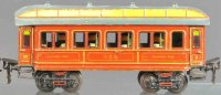 Maerklin Railway-Passenger Cars English passenger...