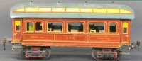 Maerklin Railway-Passenger Cars English dining corrdior...