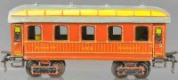 Maerklin Railway-Passenger Cars English sleeping car...