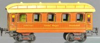 Maerklin Railway-Passenger Cars Sleeping car #1843/1with...